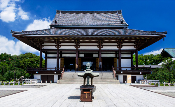 東京初詣神社西新井大師