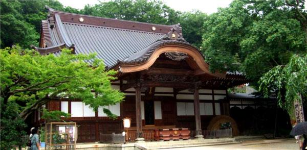 東京初詣神社深大寺
