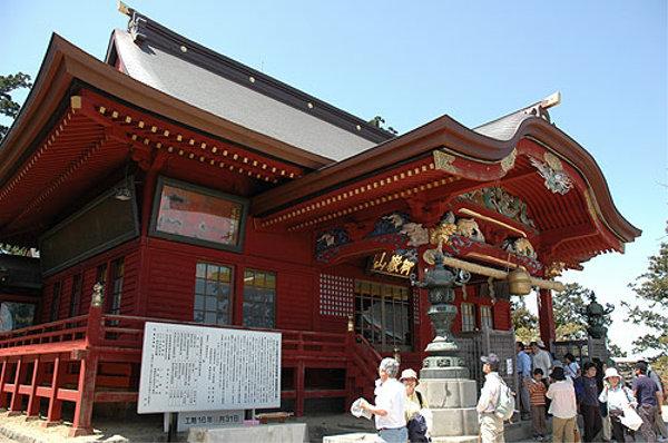 東京初詣神社武蔵御嶽神社