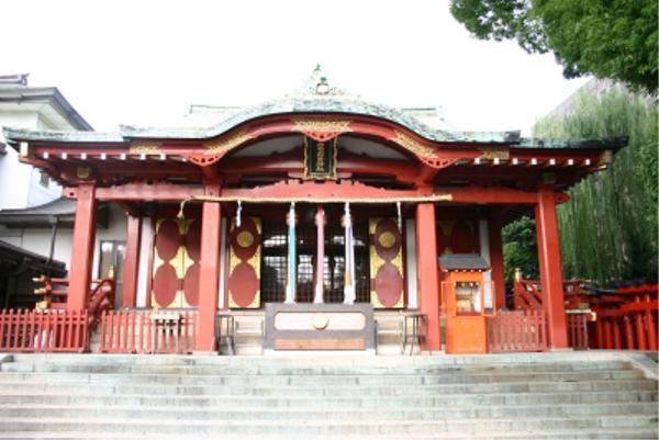 東京初詣神社穴守稲荷神社