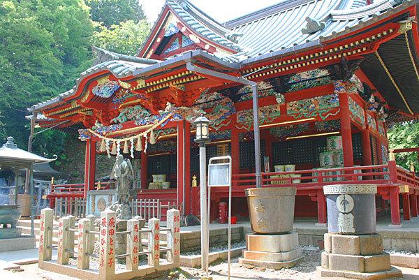 東京初詣神社高雄山薬王院