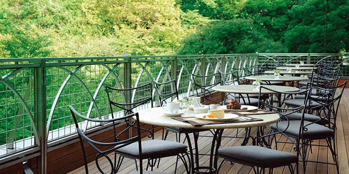 八芳園 Thrush Café