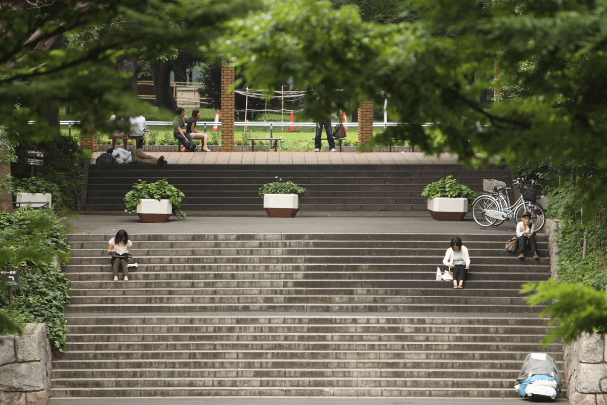 Stairs_in_the_Shinjuku_Central_Park_by_mrhayata (1)
