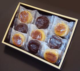 【柿の木坂キャトル】焼ショコラ・焼チーズ